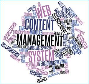 CMS, content management, gestione dei contenuti