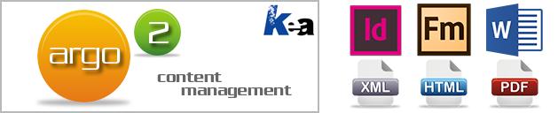 Software Argo CMS - Gestione contenuti per realizzare manuali e documentazione tecnica